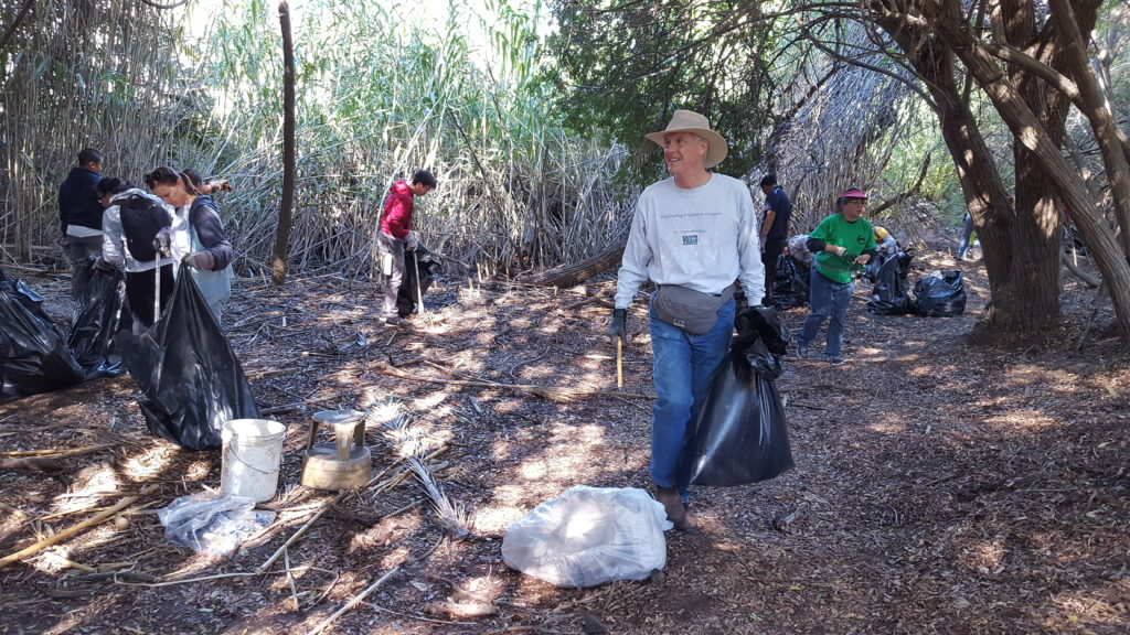 2016 San Diego River Cleanup