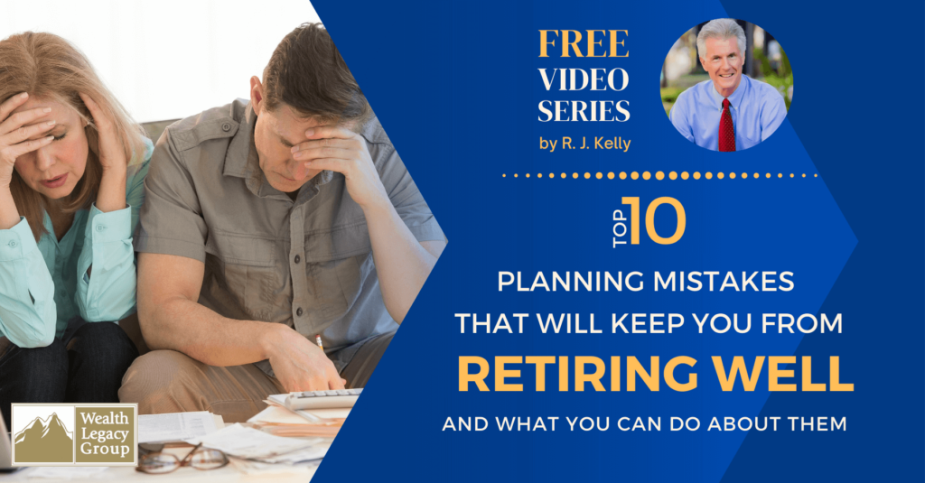 Top retirement planning mistakes